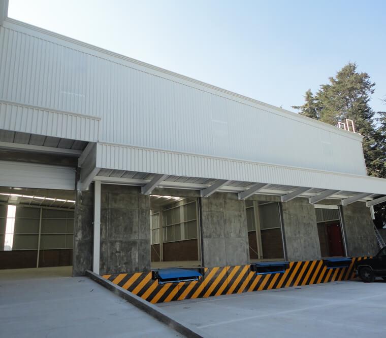 Bodega para Almacén de Café para Nestlé en Toluca, Estado de México
