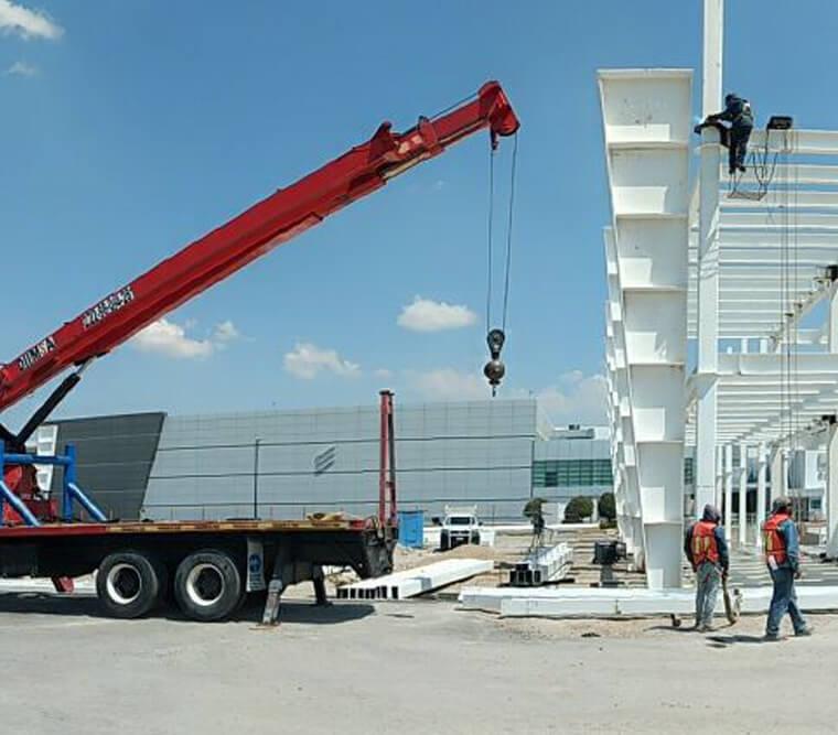 Hangar PEGASSO Aeropuerto Toluca