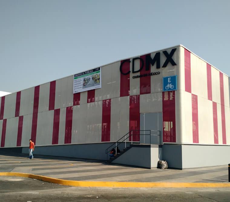 Biciestacionamiento la Raza en Cd. de México