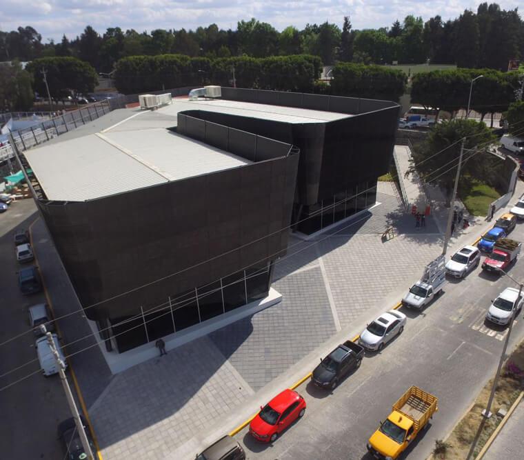 Museo del Automóvil en Puebla